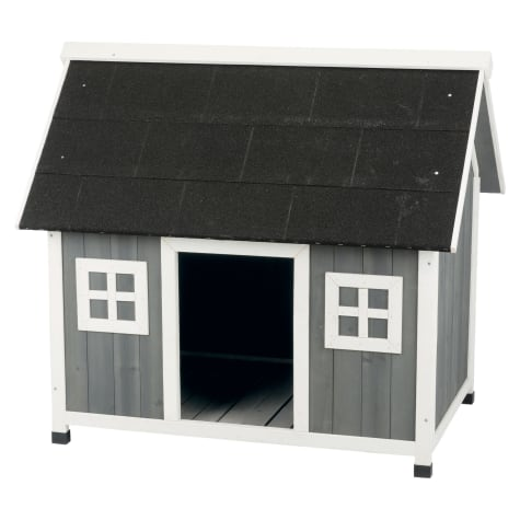 Trixie Natura Barn Style House Dog Kennel