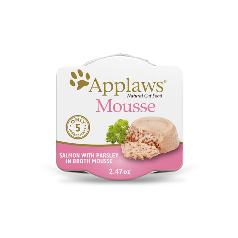 Applaws Salmon with Parsley Mousse Wet Cat Food