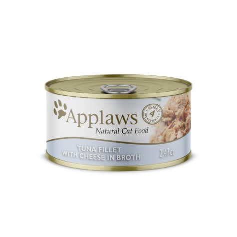 Applaws Tuna with Cheese Canned Wet Cat Food