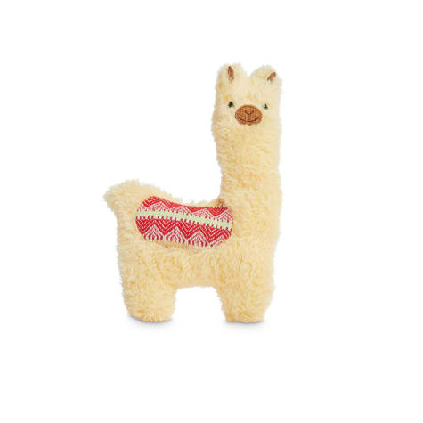 Petco 2 for 5 Toys Alpaca the Fun Llama Plush Dog Toy in Various Styles