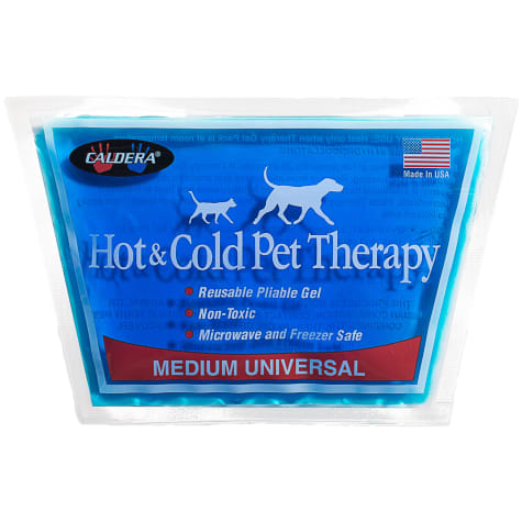 Caldera Hot & Cold Therapy with Gel for Dog Carpal/Elbows & Tarsal/Stifles