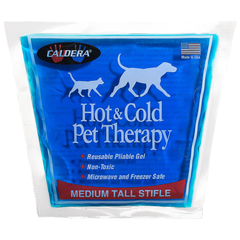 Caldera Hot & Cold Therapy with Gel for Dog Tall Stifles