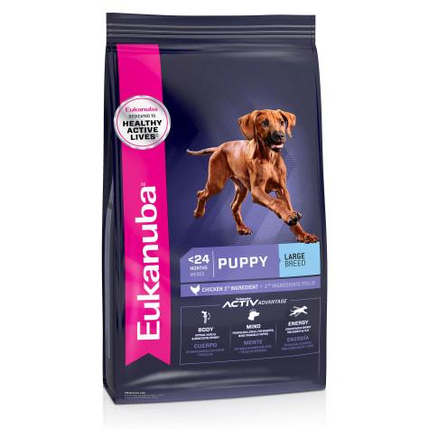 Eukanuba Puppy Early Advantage Large Breed Dry Dog Food