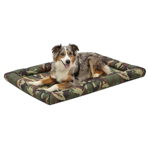 Midwest Quiet Time Maxx Camo Dog Bed