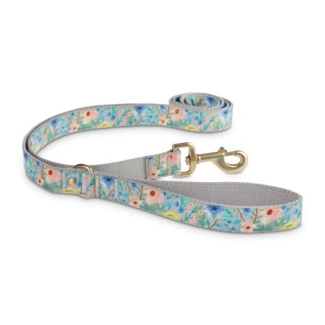 Bond & Co. Watercolor Garden Dog Leash