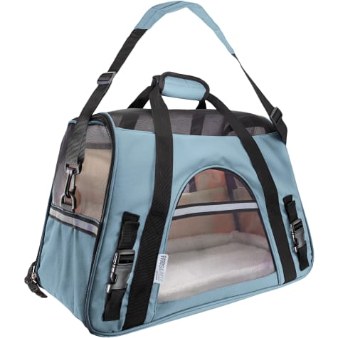 Paws & Pals Blue Pet Carrier