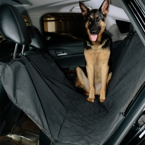 Paws & Pals Quilted Pet Car Hammock