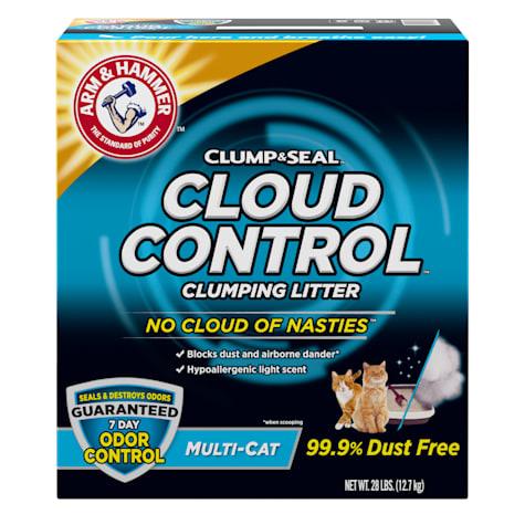 Arm & Hammer Clump & Seal Cloud Control Multi-Cat Litter