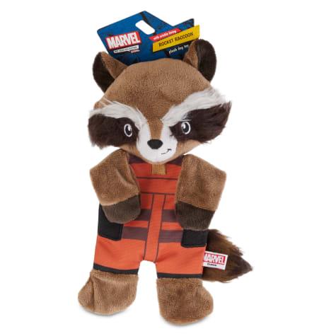 Marvel Guardians of the Galaxy Rocket Raccoon Flattie Dog Toy