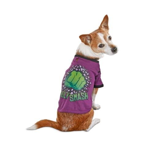 Marvel Avengers Hulk Dog T-Shirt