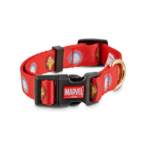 Marvel Avengers Iron Man Dog Collar