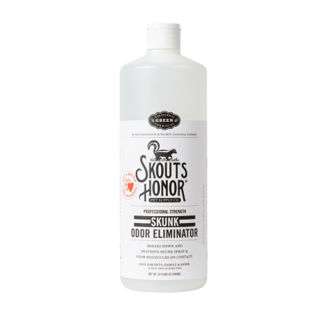 Skout's Honor Skunk Odor Eliminator for Dogs