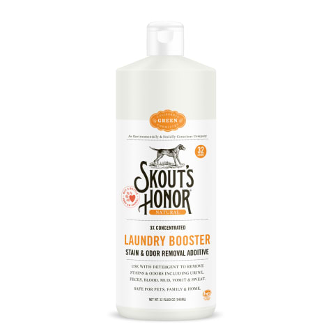 Skout's Honor Laundry Booster Stain & Odor Removal Additive for Dogs