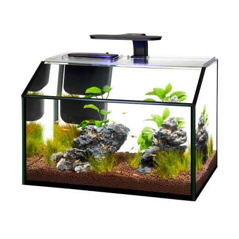 Aqueon LED 8.75 Gallon Shrimp Aquarium Kit