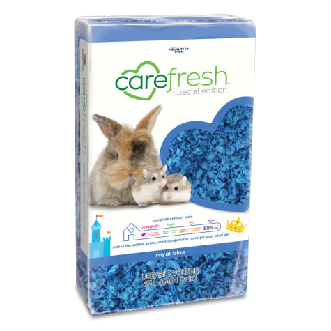Carefresh Royal Blue Small Pet Bedding