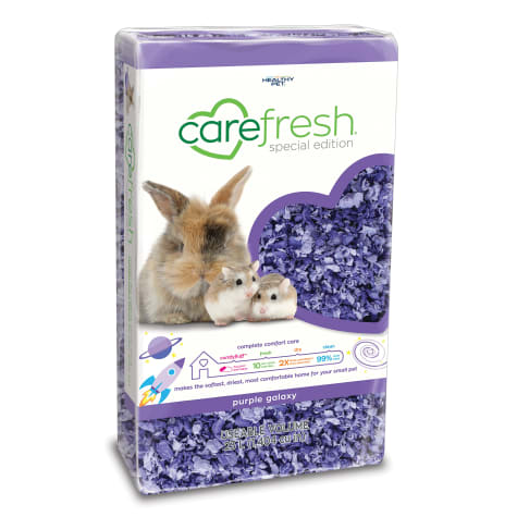 Carefresh Purple Galaxy Small Pet Bedding