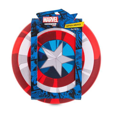 Marvel Avengers Captain America Shield Flyer Dog Toy