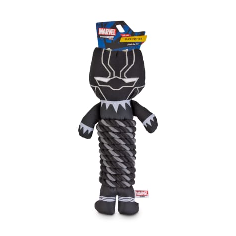 Marvel Avengers Black Panther Plush Dog Toy