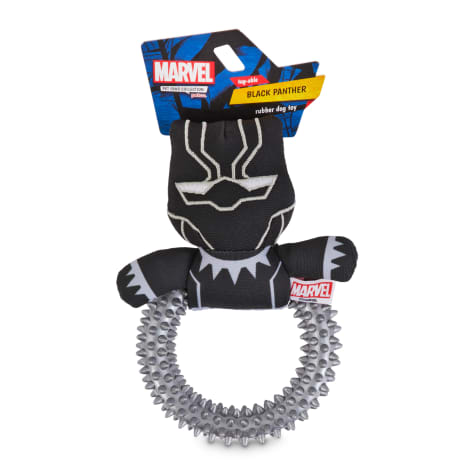 Marvel Avengers Black Panther Rubber Dog Toy