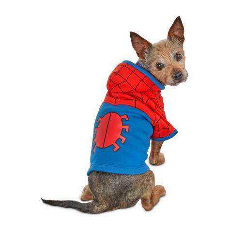 Marvel Spider-Man Dog Hoodie