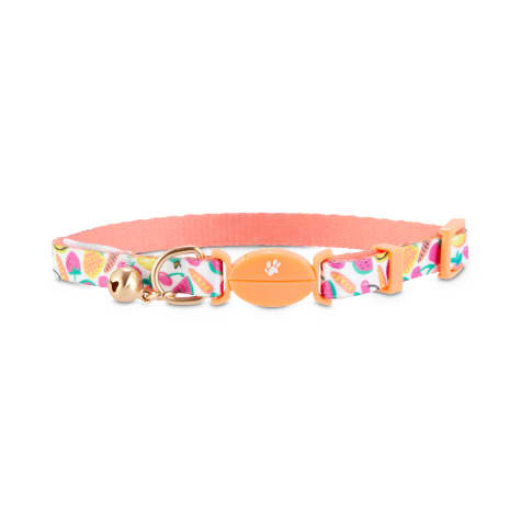 Oh Joy! Oh So Stylish! Fruit Smoothie Breakaway Cat Collar
