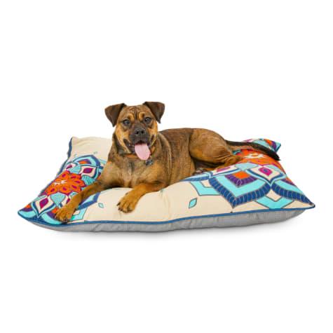 You & Me Bloom Medallion Lounger Pet Bed