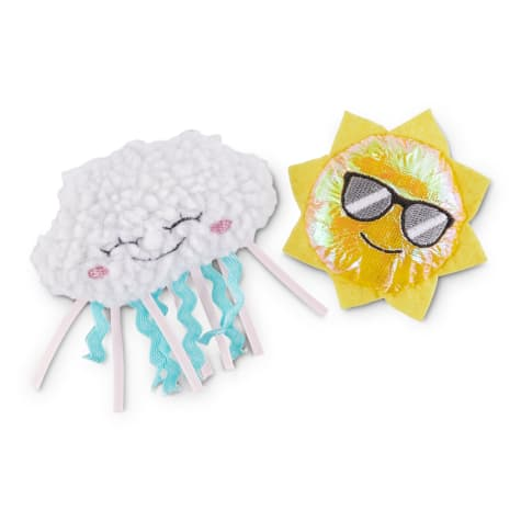 Leaps & Bounds Little Paws Sunny Day Kitten Toy Set
