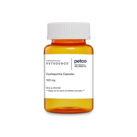 Cyclosporine 100 mg Capsules