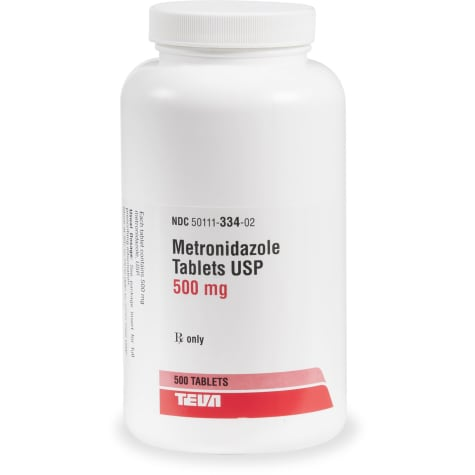 Metronidazole 500 mg Tablets