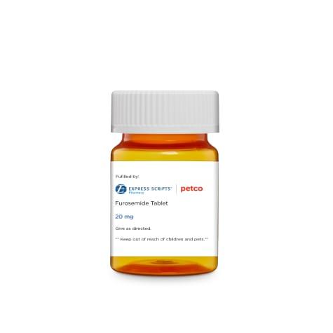 Furosemide 20 mg Tablets