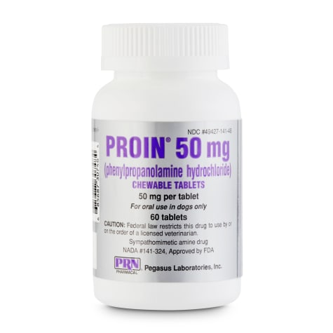Proin 50 mg Chewable Tablets