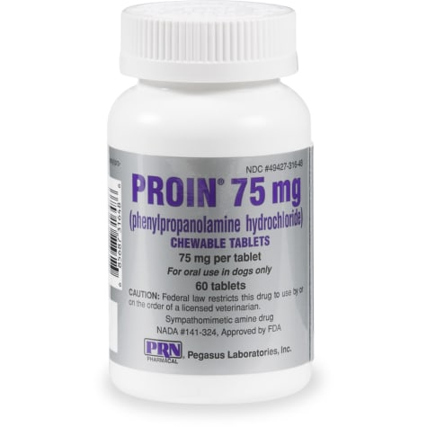 Proin 75 mg Chewable Tablets