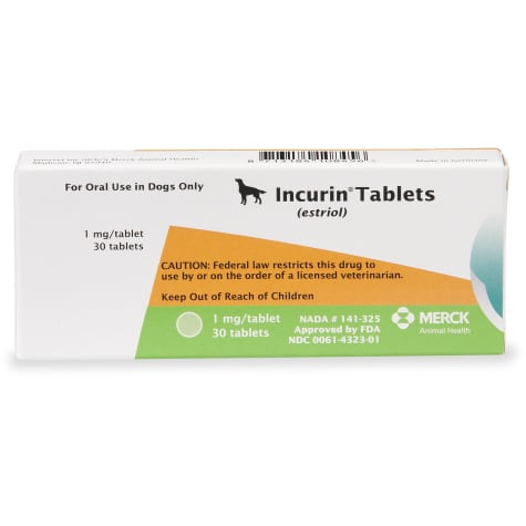 Incurin 1 mg Tablets