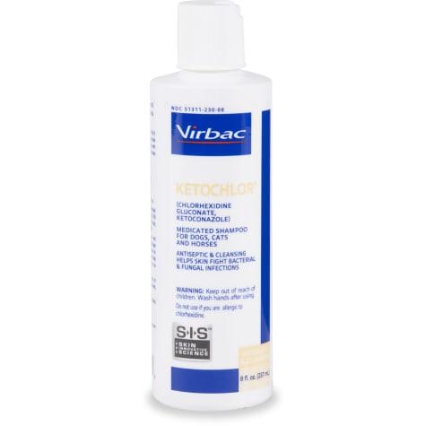 Virbac KetoChlor Prescription Shampoo