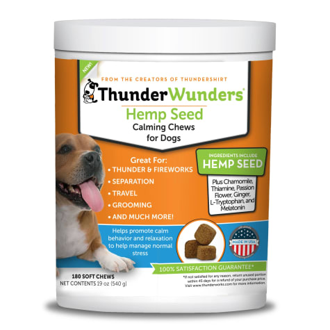 ThunderWunders Hemp Calming Chews