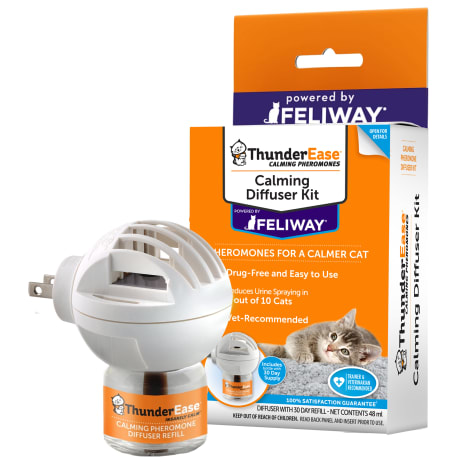 ThunderEase Calming Diffuser Kit for Cats