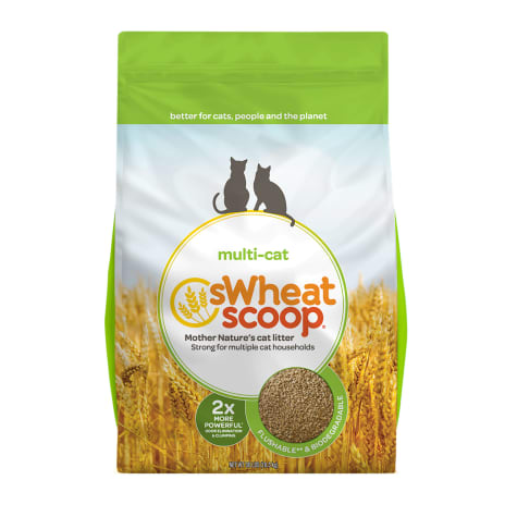 sWheat Scoop Multi-Cat Formula Cat Litter
