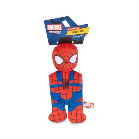Marvel Spider-Man Flattie Dog Toy