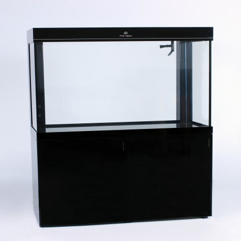 Pro Clear Aquatic Systems All in One Black Glass Aquarium