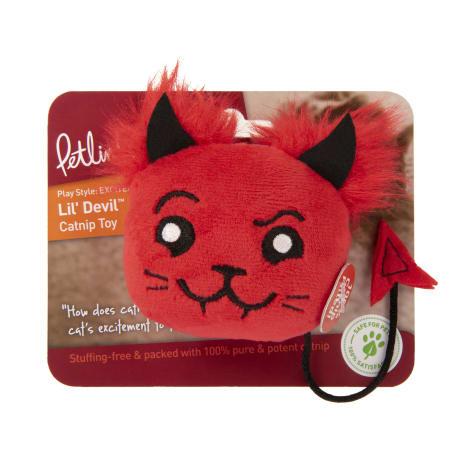 Petlinks Lil Devil Catnip Filled Cat Toy