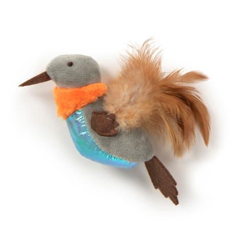 Petlinks Flutter Singer Hummingbird Electronic Sound Cat Toy