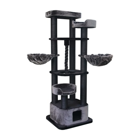 Kitty Mansions Paris Deluxe Cat Tree