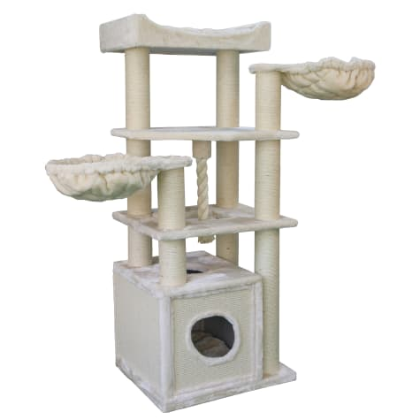 Kitty Mansions Alaska Cat Tree