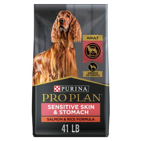 Purina Pro Plan Focus Sensitive Skin & Stomach Salmon & Rice Formula Adult Dry Dog Food