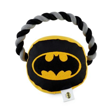 DC Comics Justice League Batman Rope Handle Dog Toy