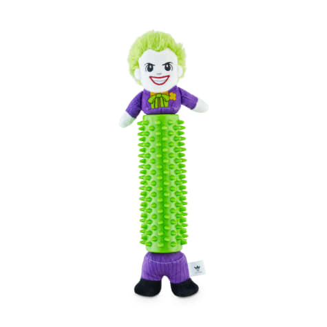 DC Comics Justice League The Joker Stick Dog Toy