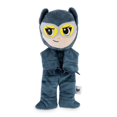 DC Comics Justice League Catwoman Flattie Dog Toy