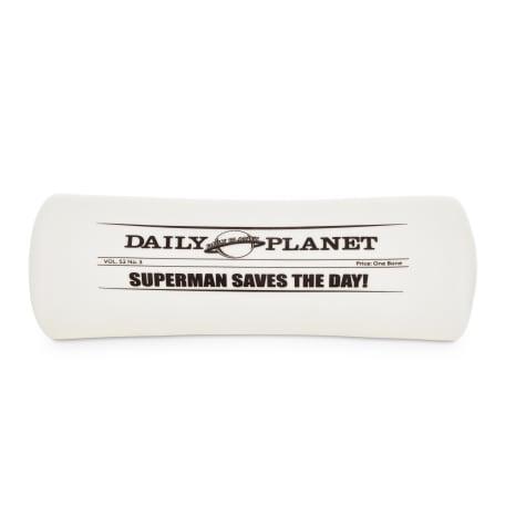 DC Comics Justice League Daily Planet Vinyl Dog Toy