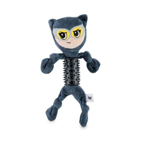 DC Comics Justice League Catwoman Stick Dog Toy