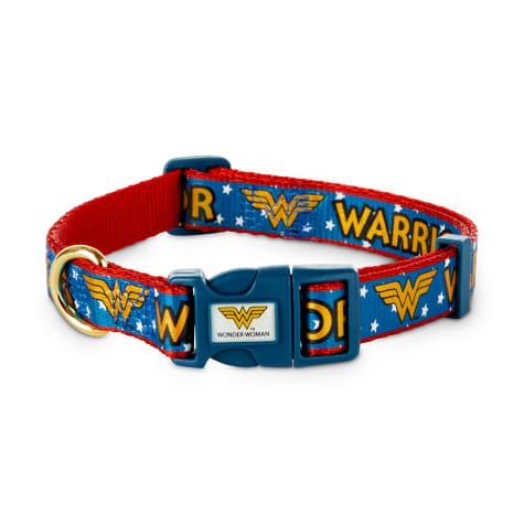 DC Comics Justice League Wonder Woman Dog Collar